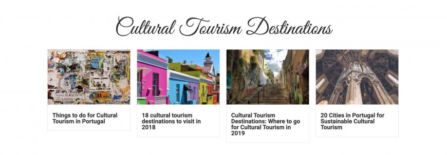 Turismo culturale. Tripper Blog. Foto di tripper.pt