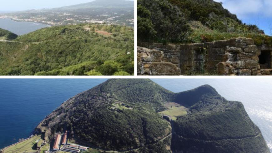 Monte Brasil, Isola di Terceira