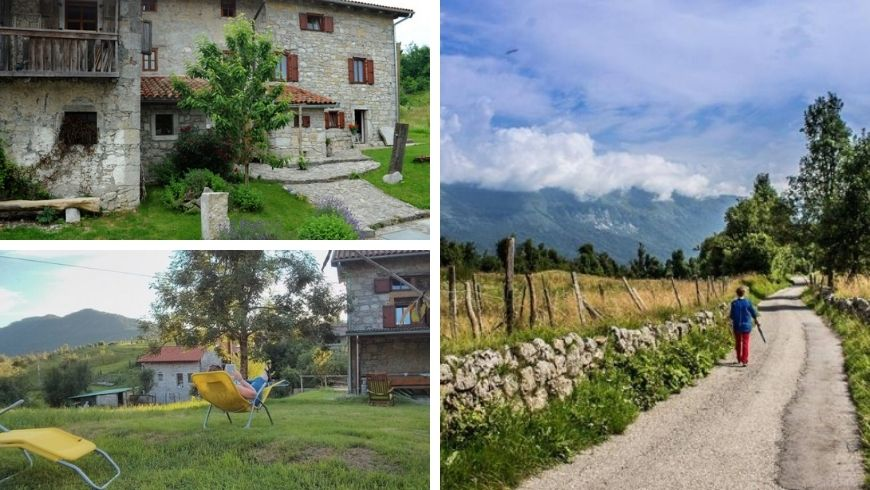 Slovenia farm and agritorism