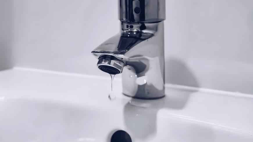 Areatore da montare sul lavandino per risparmiare acqua