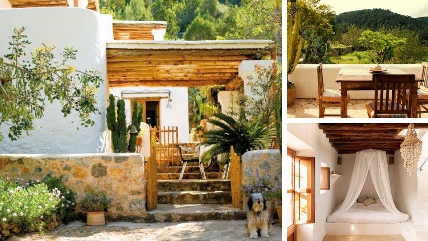 Agriturismo Can Martí.Una delle 10 case immerse nella natura