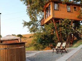 Casa sull'albero in Maremma Toscana
