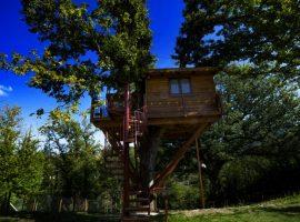 Casa sull'albero della Tenuta Bocchineri, Calabria