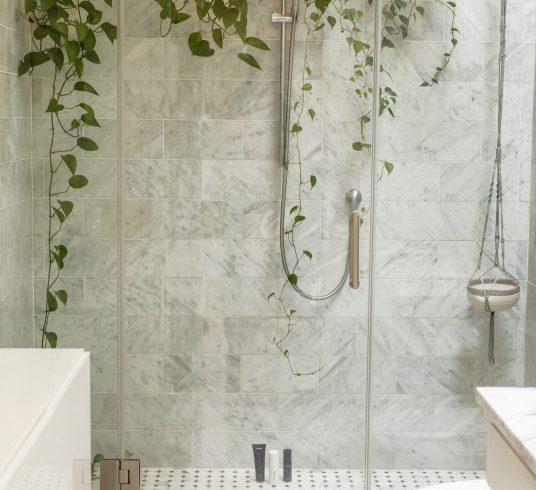 un bagno più green