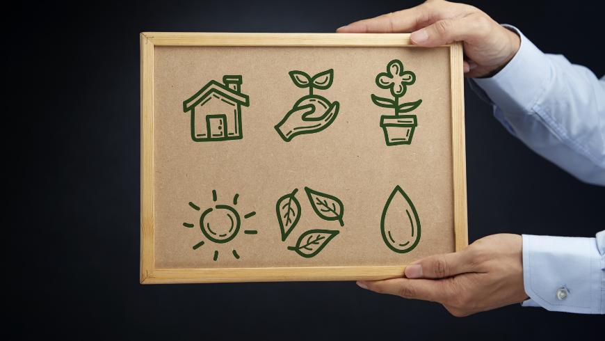 I benefici di dormire in una struttura ecosostenibile