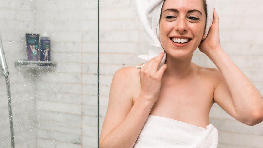 consigli per una doccia sostenibile