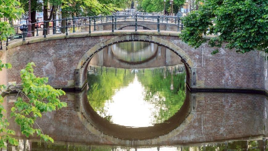 Amsterdam verde Olanda