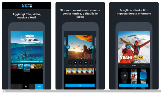 app per fare video e condividerli sui socials