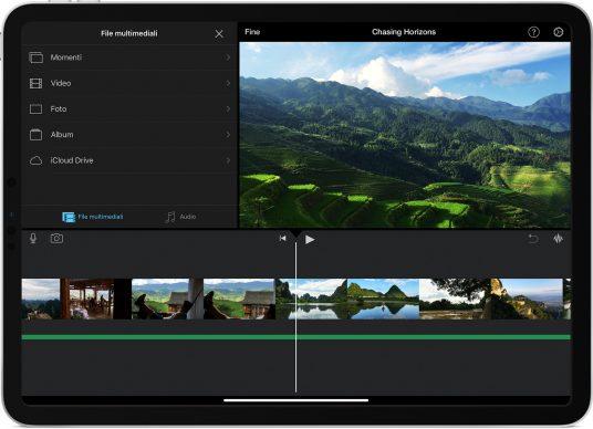 app per creare video da Iphone