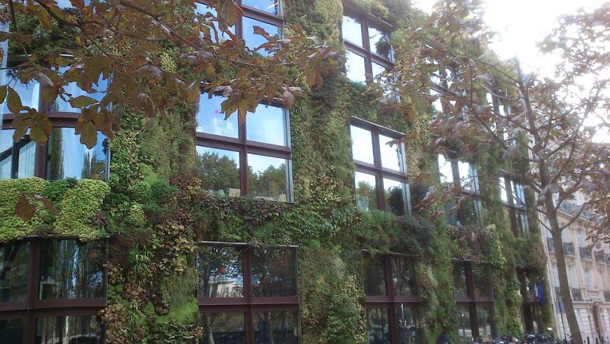 Musee_du_quai_branly a Parigi, uno dei musei green più belli al mondo
