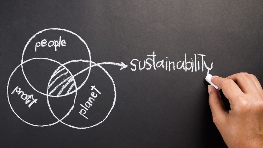 Iniziare subito a puntare sulla sostenibilità
