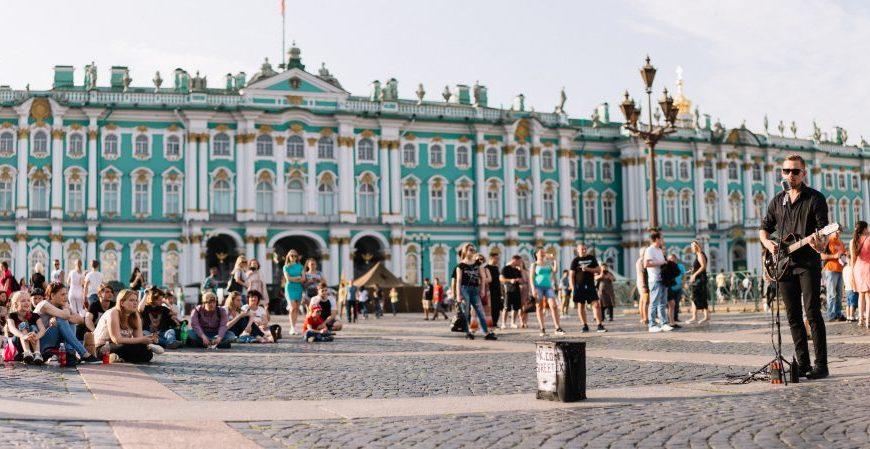 Hermitage a San Pietroburgo