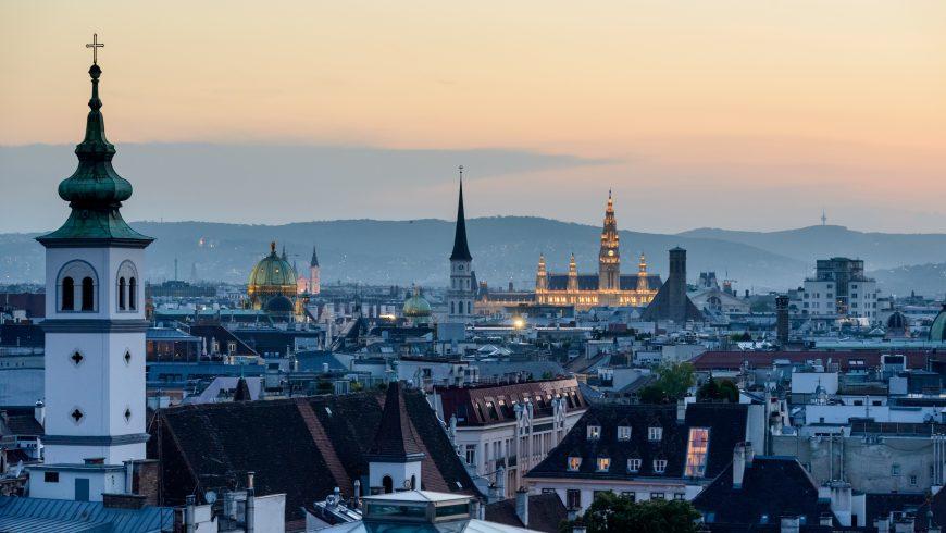 Vienna, dove parte la via dell'Ambra