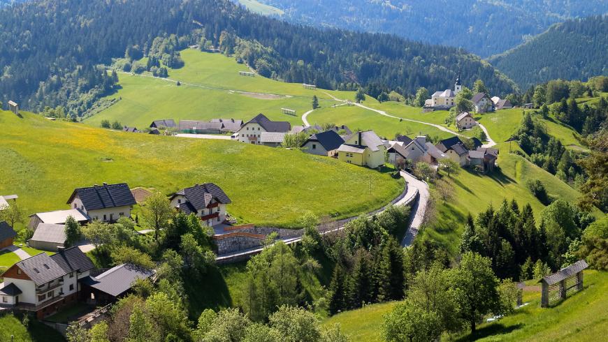 La Slovenia e la sua natura