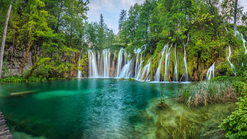 Natura della Croazia