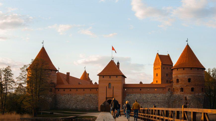 Castello di Trakai, tappa obbligatoria lungo la via dell'Ambra