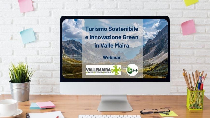webinar valle maira evento online