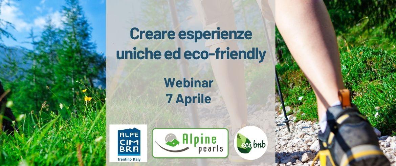 Creare esperienze uniche ed eco-friendly