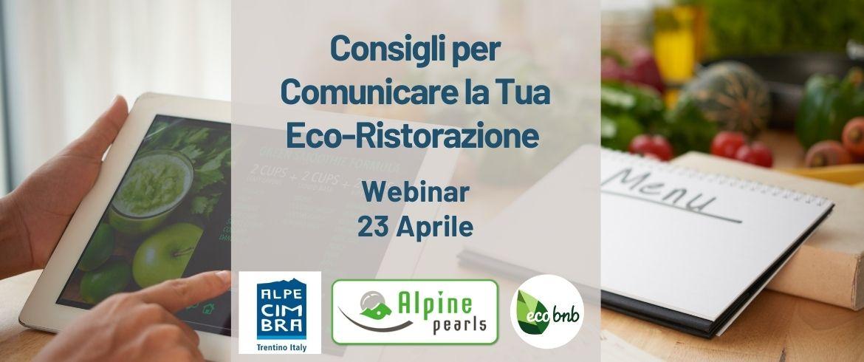 Consigli per Comunicare la Tua Eco-Ristorazione