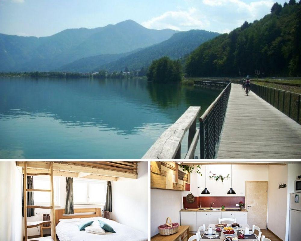 B&B Casa sul Lago, uno degli hotel sui laghi più belli
