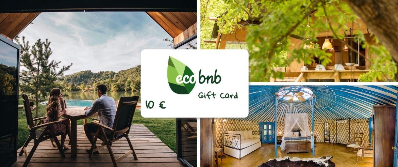 GiftCard 10€ Assaperlo! su Ecobnb