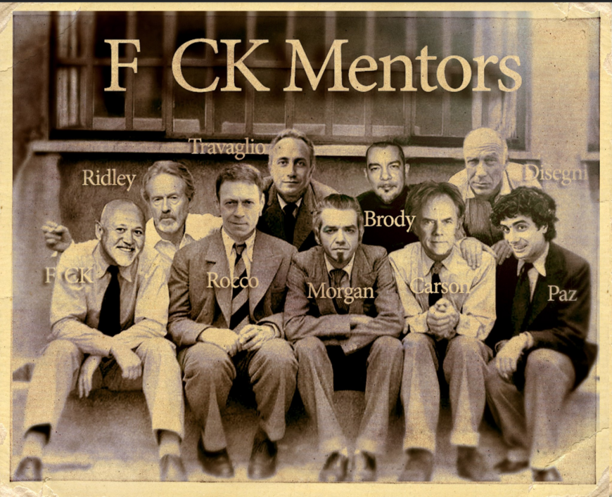Kampah Mentors