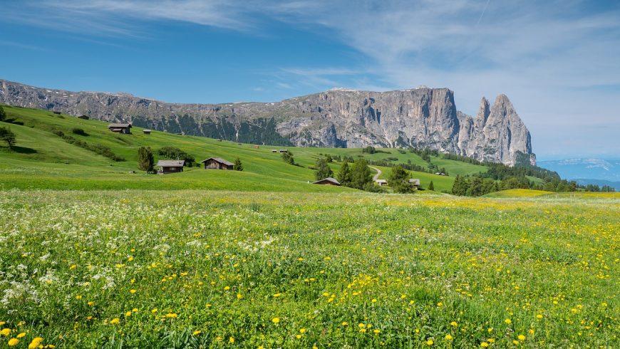 Massiccio dello Sciliar, Alto Adige
