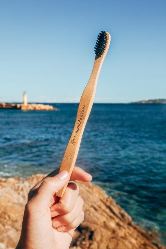 spazzolino di bamboo