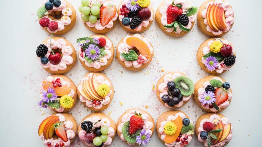 pasticcini di frutta