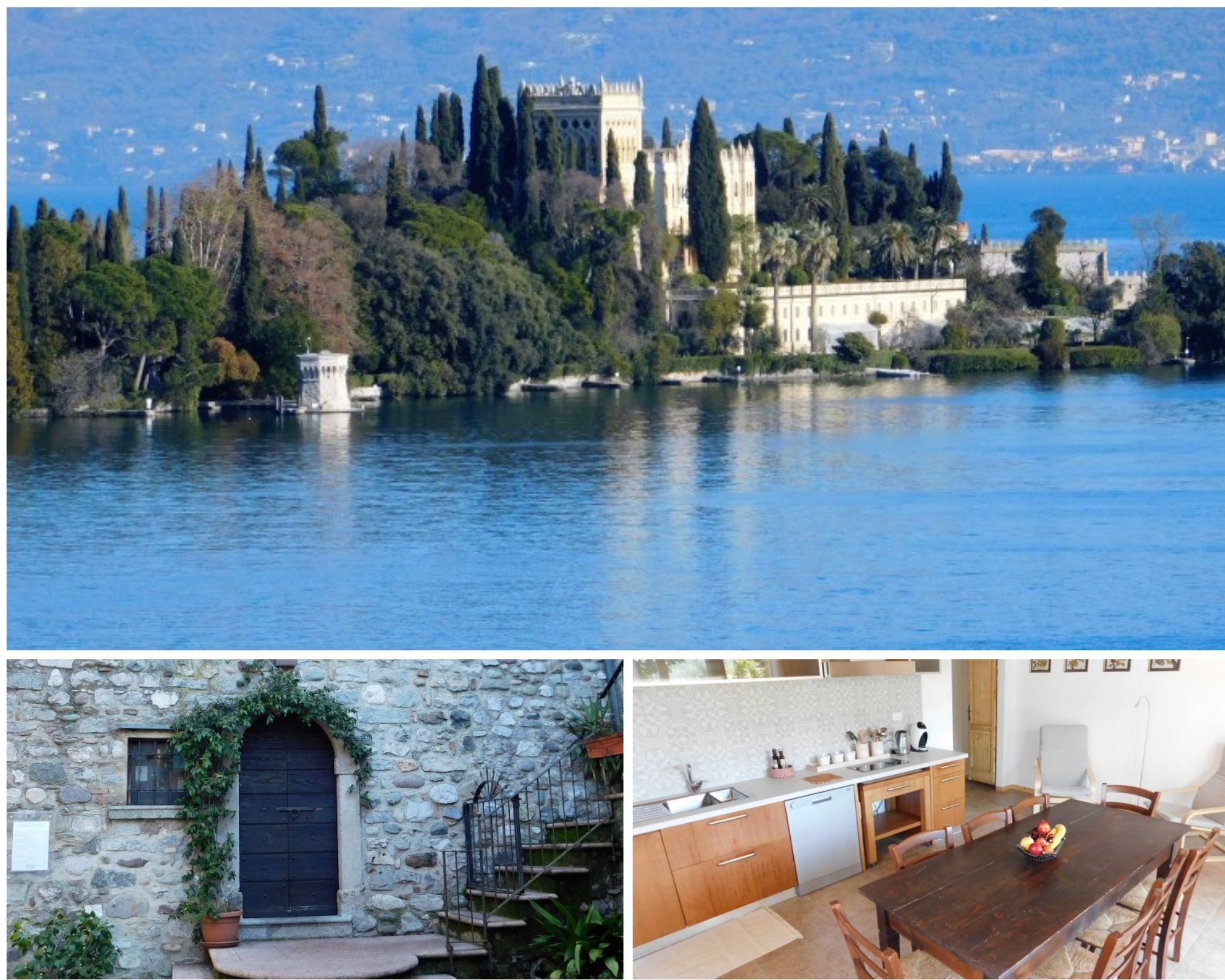 casa di paglia, bellissimo hotel sui laghi