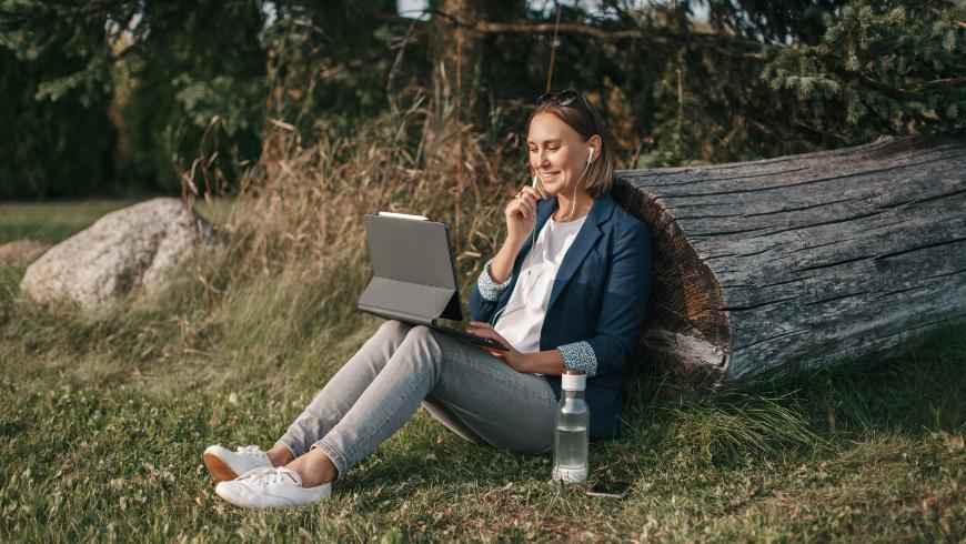 Vacanze e smart working