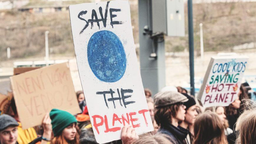 salvare il pianeta, obiettivo del contest suoni d'ambiente