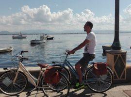 Una vacanza in bici in Sardegna