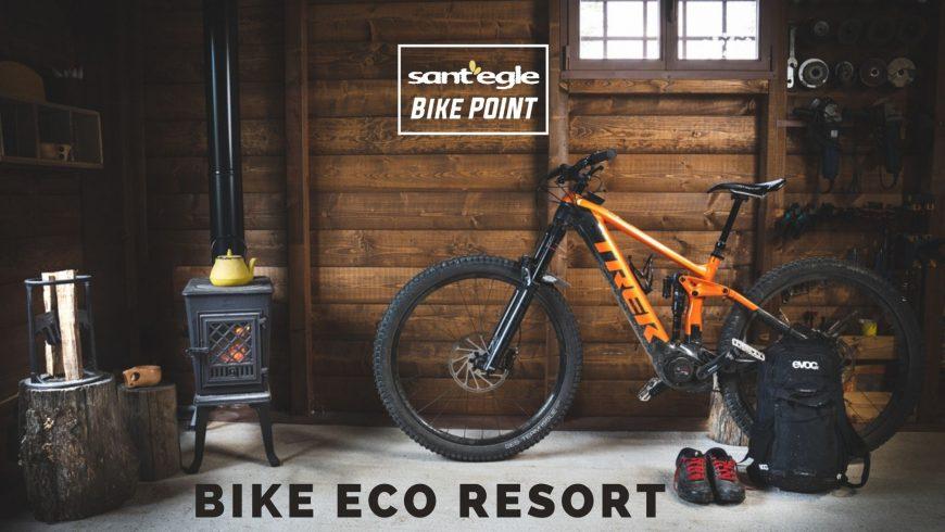 Sant'Egle, Un bike resort tra la natura toscana