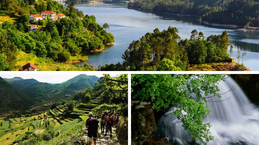 Parchi Naturali del Portogallo. Foto di gettyimages.com, thenaturaladventure.com, tripsavvy.com