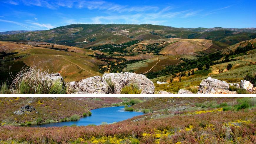 Parco Naturale di Montesinho. Foto di wikimedia.org