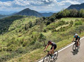 Bike resort nella campagna catalana