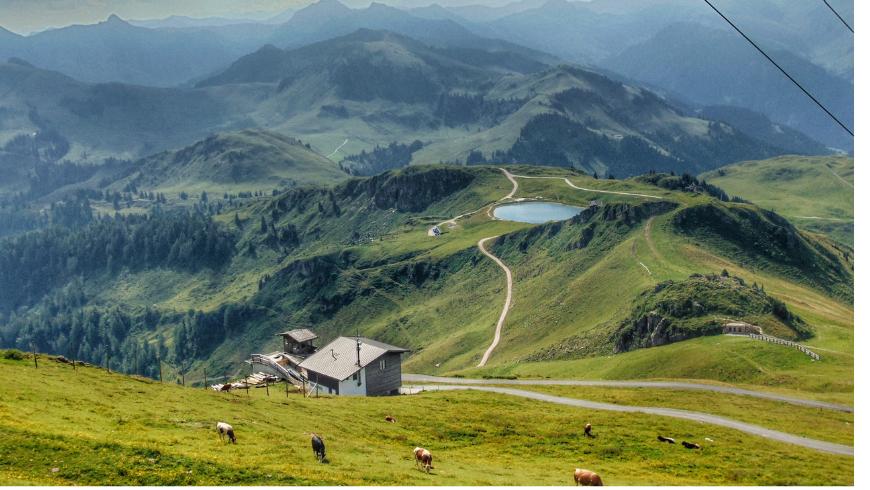 Regalare delle vacanze in montagna in una Perla Alpina