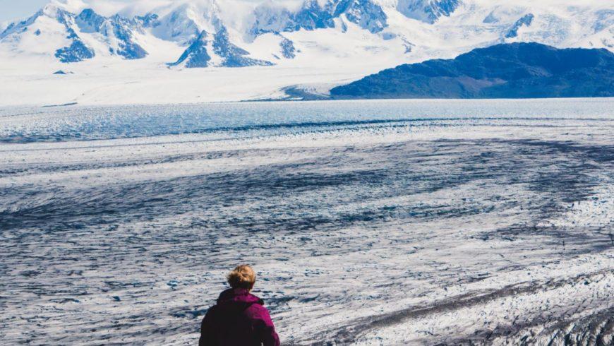 ghiacciai della Patagonia