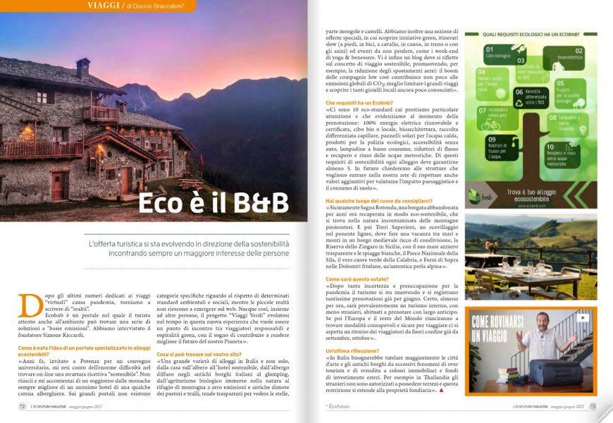 rivista Ecofuturo
