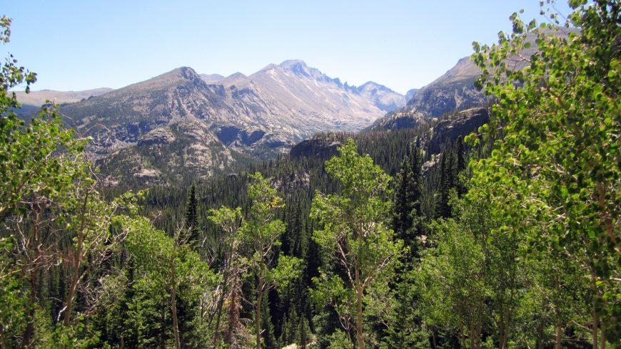 Grand Mesa National Forest, Colorado, USA