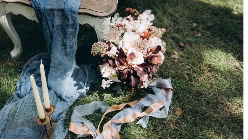 Il tuo matrimonio eco-chic