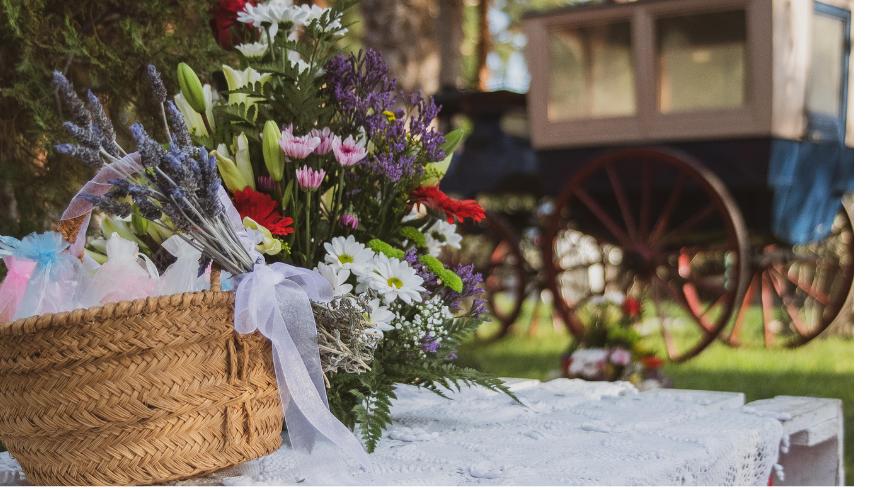 Location: un ambiente bucolico per il tuo matrimonio green