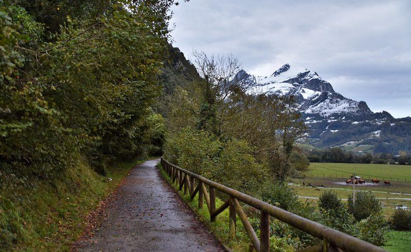 sentiero dell'orso asturie