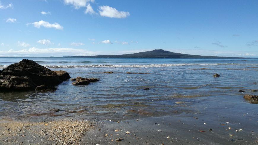 spiaggia Takapuna, spiagge Nuova Zelanda