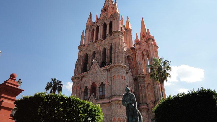 parrocchia de San Miguel Arcángel