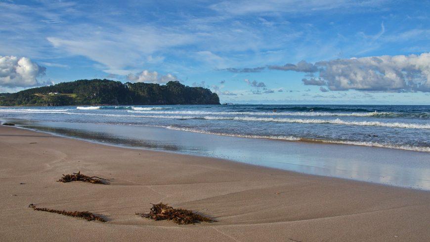Hot Water Beach, spiagge Nuova Zelanda