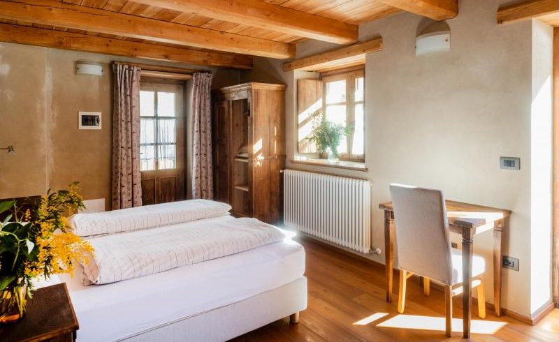 Locanda Mistral: camere da letto