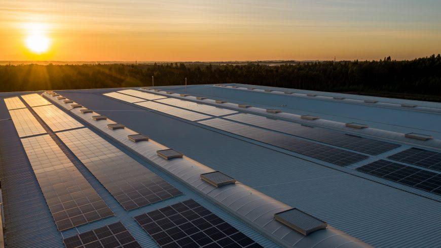 pannelli solari, servizi eco-compatibili hotel