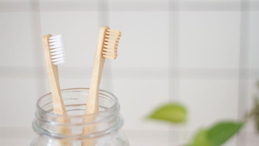 spazzolini ecologici in bambù